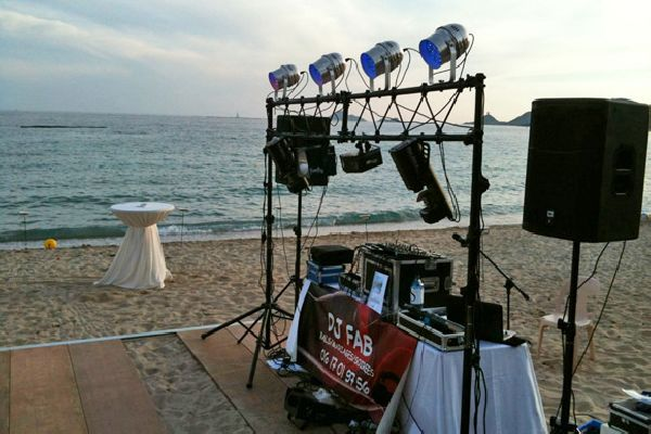 Animation DJ mariage Corse