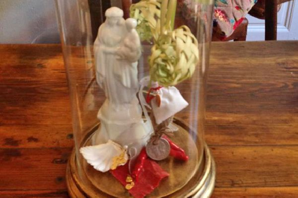 Zia Antonia - Bijoux et porte-bonheur pour mariage en Corse