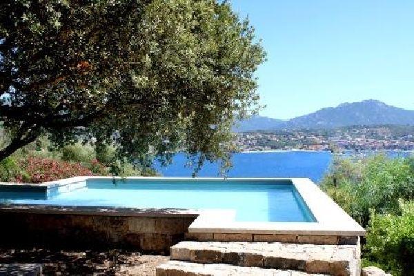 Piscine Vue mer -  Villa Mas de Pierre