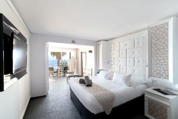 Chambre Vue Mer - Hôtel Marinca