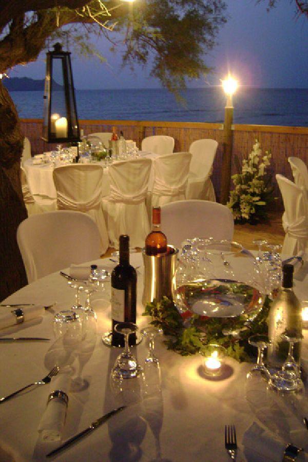 CFT Traiteur mariage Corse
