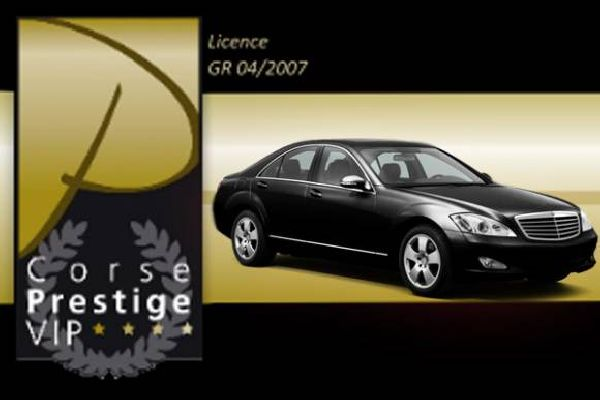 location voiture luxe chauffeur corse