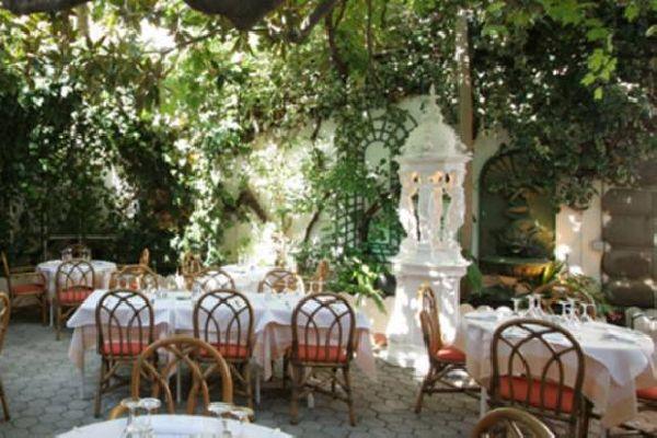 Restaurant le Magnolia à Calvi