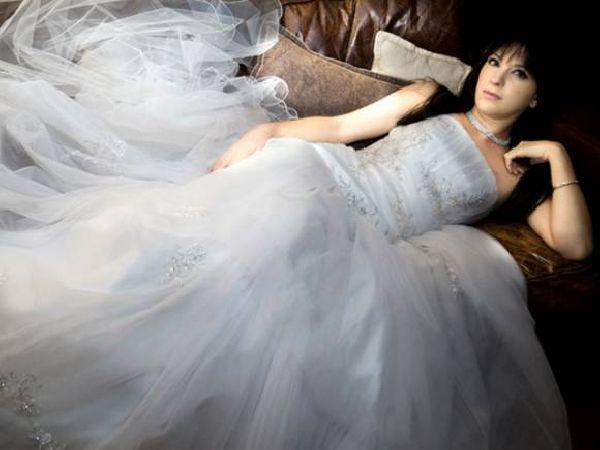 photo mariée julien Cailly