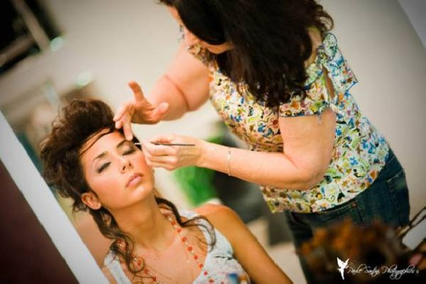 Ysabelle Thomas maquillage corse