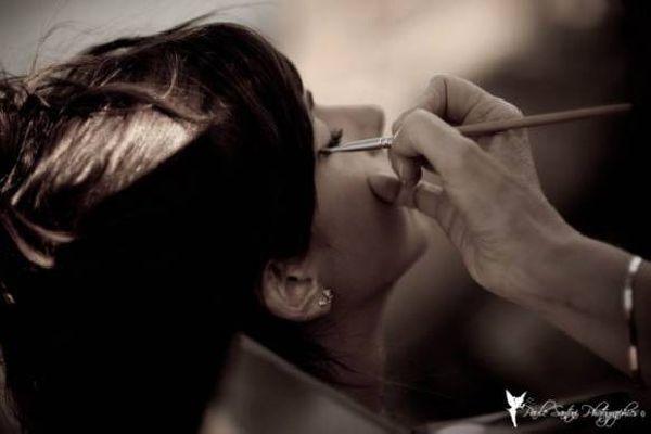 Ysabelle Thomas Maquillage mariage