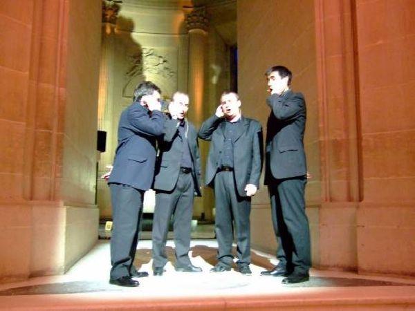 Chanteurs pour mariage en Corse