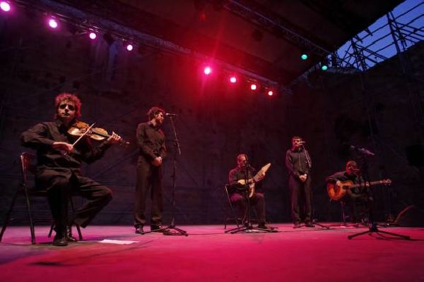 Chanteurs mariage Corse