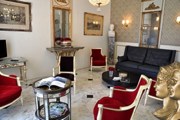 Hotel Impérial Ajaccio