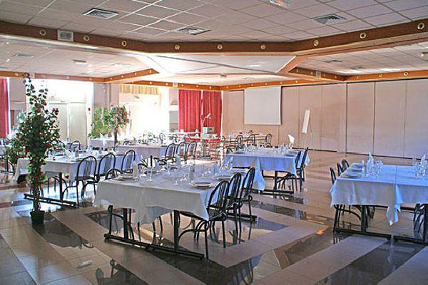 Hotel Bastia Poretta salle réception