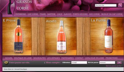 Grands Vins de Corse