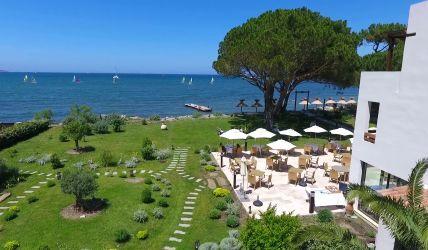 Hotel restaurant La Roya
