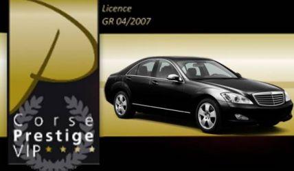 Corse Prestige VIP